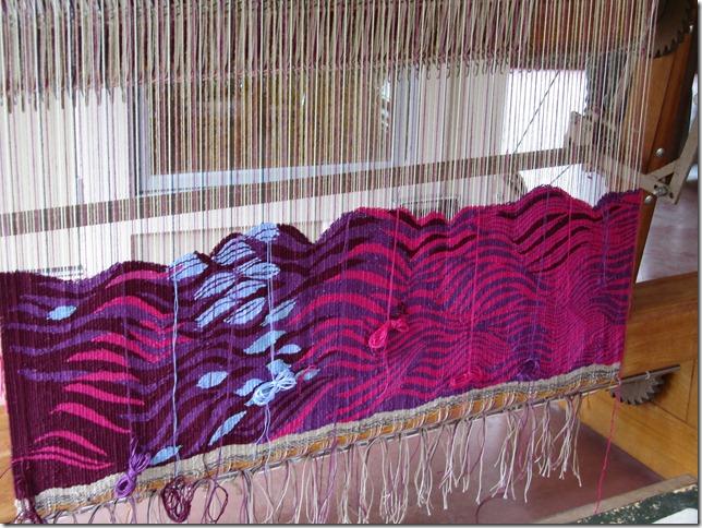 Desertsong Studio Tapestry Weaver